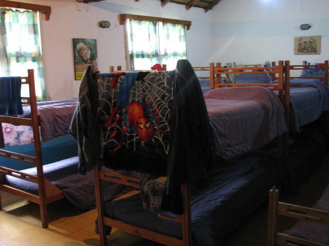 CECRU Dormitorio varones
