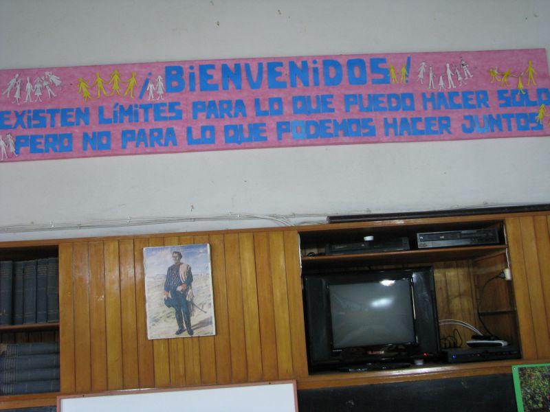 CECRU Mural Artigas