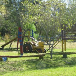 CEIMER Partio y zona de juegos infantiles