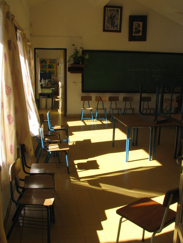 CEIMER Salón de clase