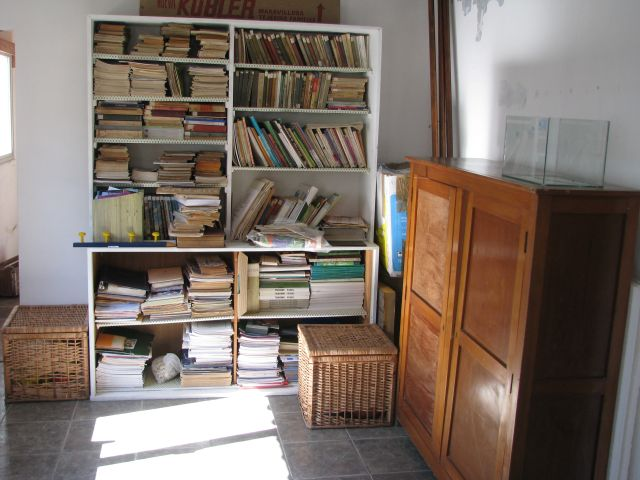 Escuela 34 Biblioteca