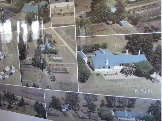 Escuela 34 Mural centenario