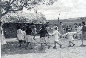 Escuela-rancho del Núcleo de La Mina
