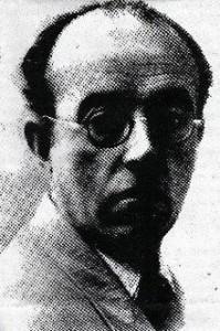 Maestro Agustín Ferreiro