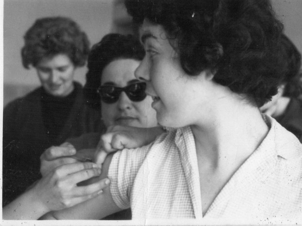 Nilda Cardozo y Elda Manrique I.N.R.