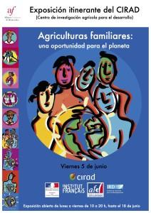 Exposición CIRAD 2015 Montevideo
